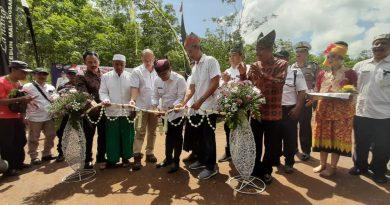 Ekspor Perdana Kopi Robusta Kebun Malangsari