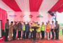 Blasting Perdana PT Rolas Nusantara Tambang di Unit Randuagung