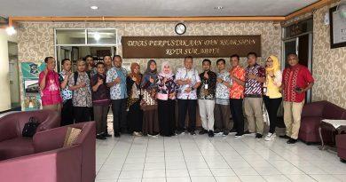 PTPN XII Benchmarking ke Badan Arsip dan Perpustakaan Kota Surabaya