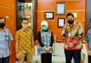 Kunjungan Direktur Perlingungan Perkebunan Kementerian Pertanian RI di PTPN XII