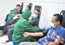 PTPN XII Gelar Donor Darah Rutin Di Tengah Pandemi